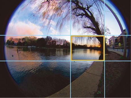 185˚ Fish Eye Lens Fisheye Lense Optical Parts