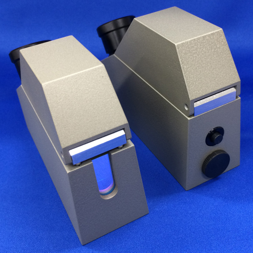 Gemmological Refractometer: 06